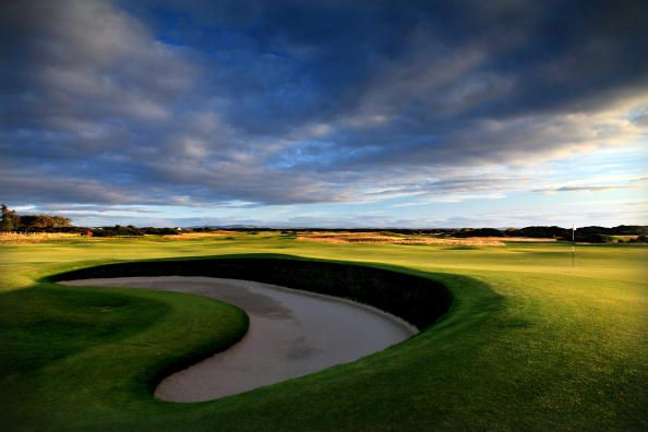 Old Course at St. Andrews Hole 3