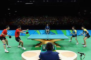Table Tennis at 2016 Rio Olympics