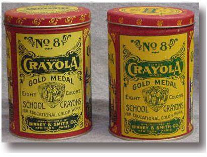 Crayola Gold Medal School Crayons