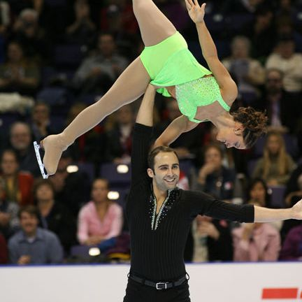 Tiffany Vise and Derek Trent