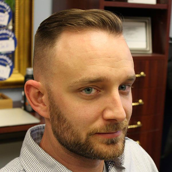 Barbershop Mens Haircuts The Flattop
