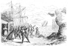The Final Scene From The Flying Dutchman