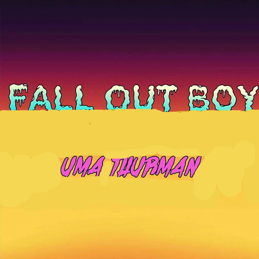 Fall Out Boy Uma Thurman