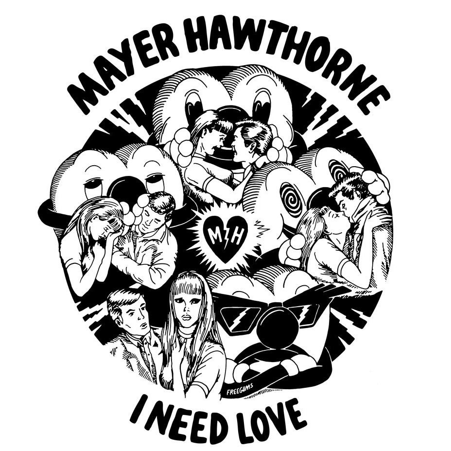 Mayer Hawthorne's
