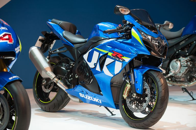 Intermot 2014 Motorcycle Trade Fair