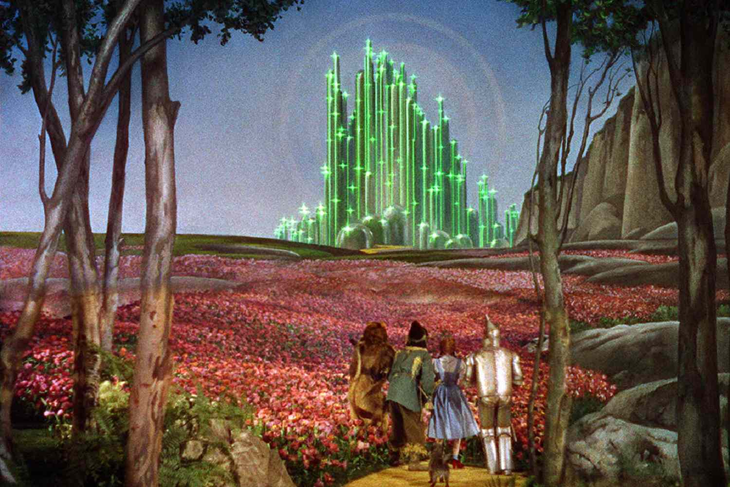 The Emerald City in the 1939 film The Wizard of Oz