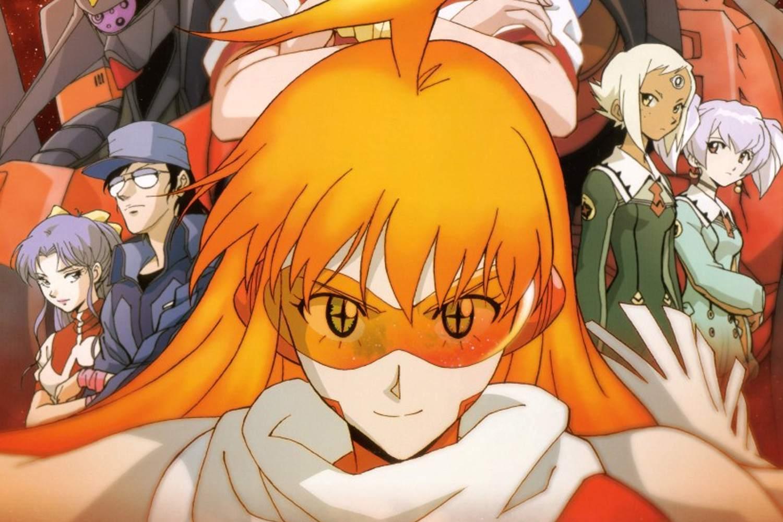 Gunbuster vs Diebuster Anime Series