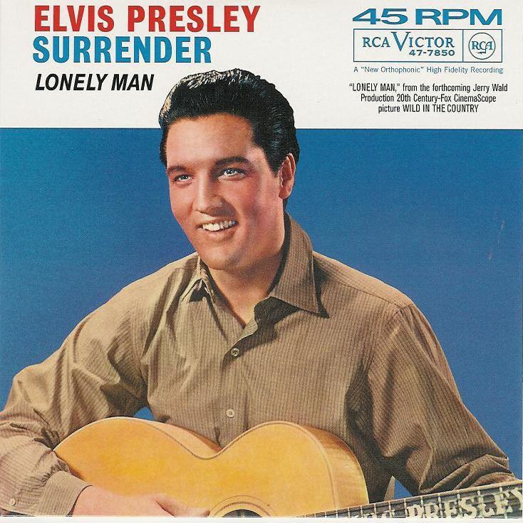 Top 25 Elvis Presley Songs of All Time