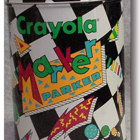 Crayola Marker Parker