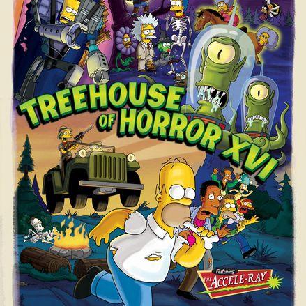 """Treehouse of Horror XVI"""