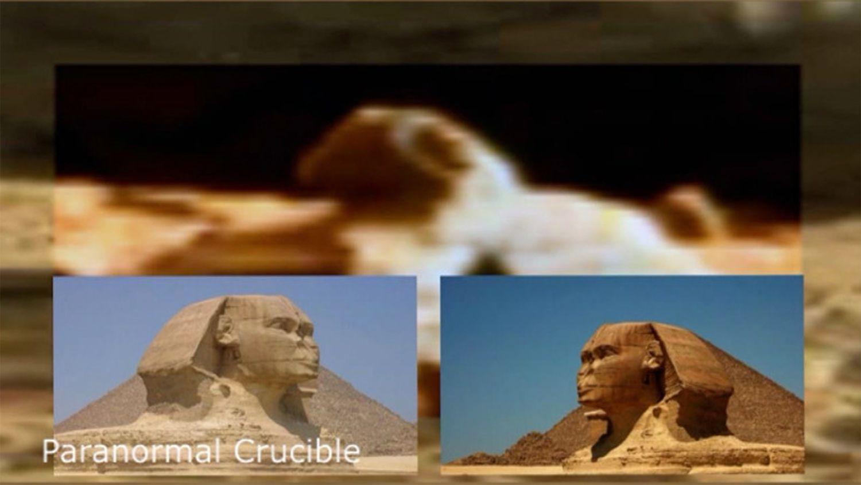 Mars Sphinx