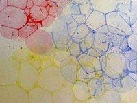 Bubble Dye