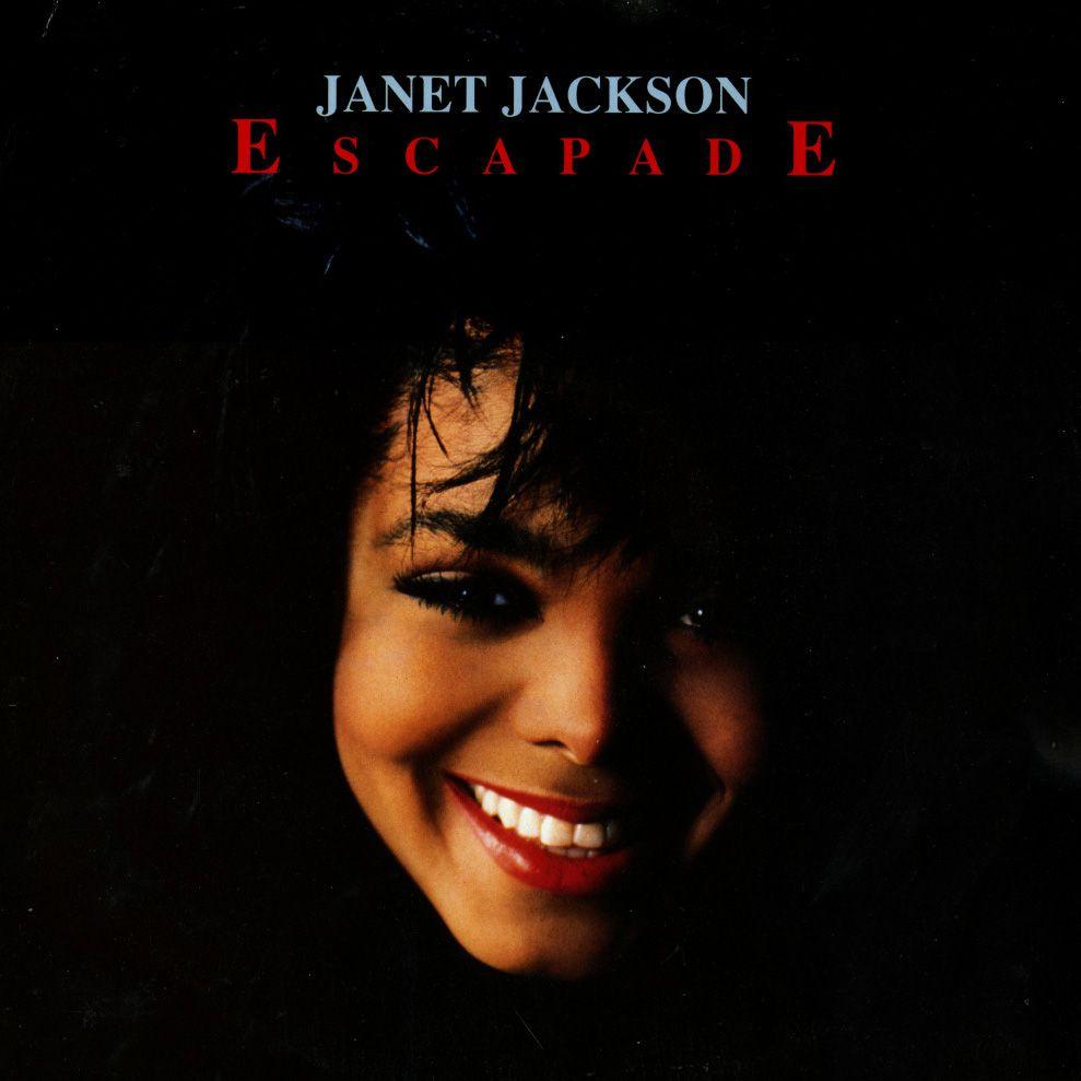"""Janet Jackson - """"Escapade"""""""