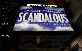 USA: 'Scandalous The Musical' Arrivals