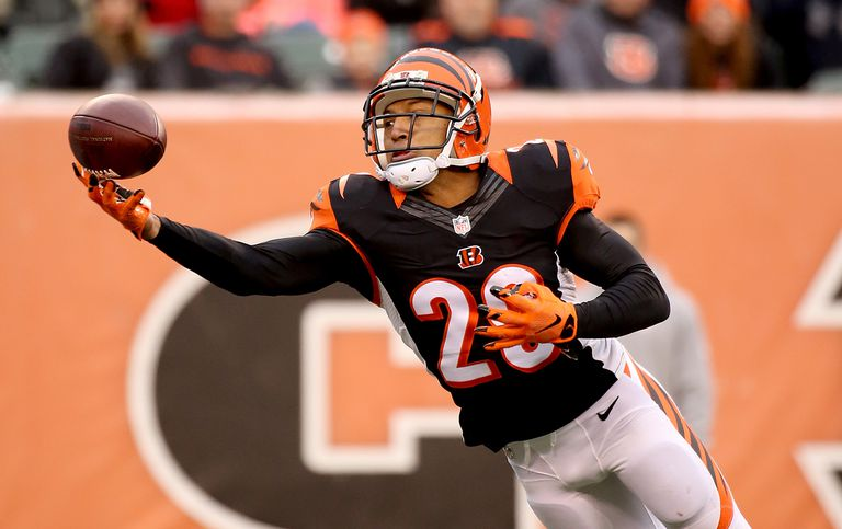 Leon Hall, of the Cincinnati Bengals, Is One of the Top Nickel Backs in the NFL.
