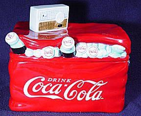 Collectible Coca-Cola Cookie Jars