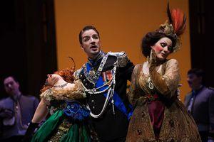 Opera La Cenerentola at Seville