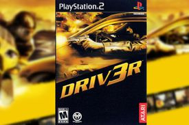 Driver 3 for PlayStation 2 box art