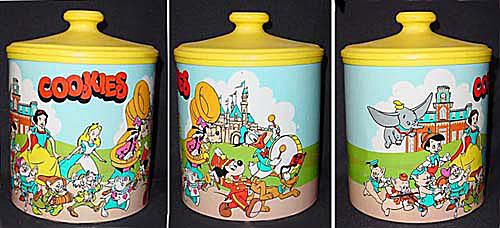 37b157606 Collectible Disney Cookie Jar Gallery