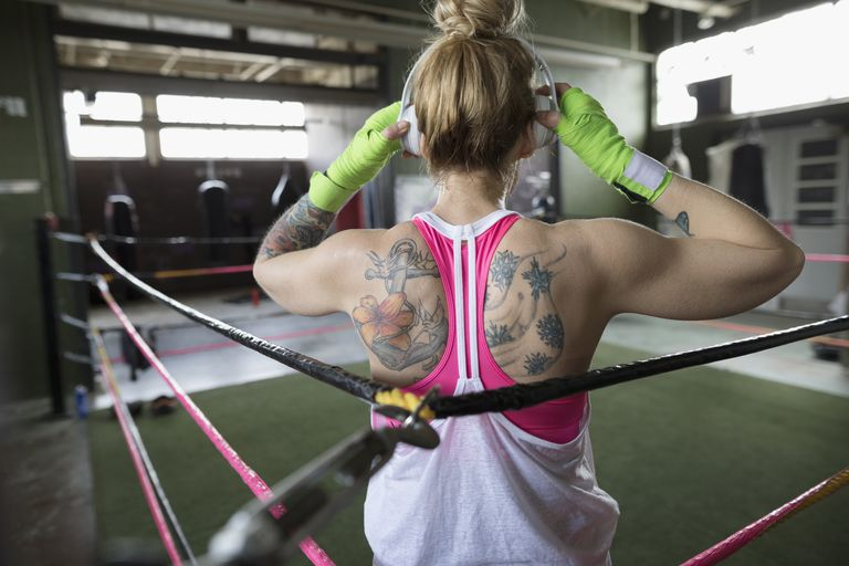 Can You Exercise With A New Piercing Or Tattoo