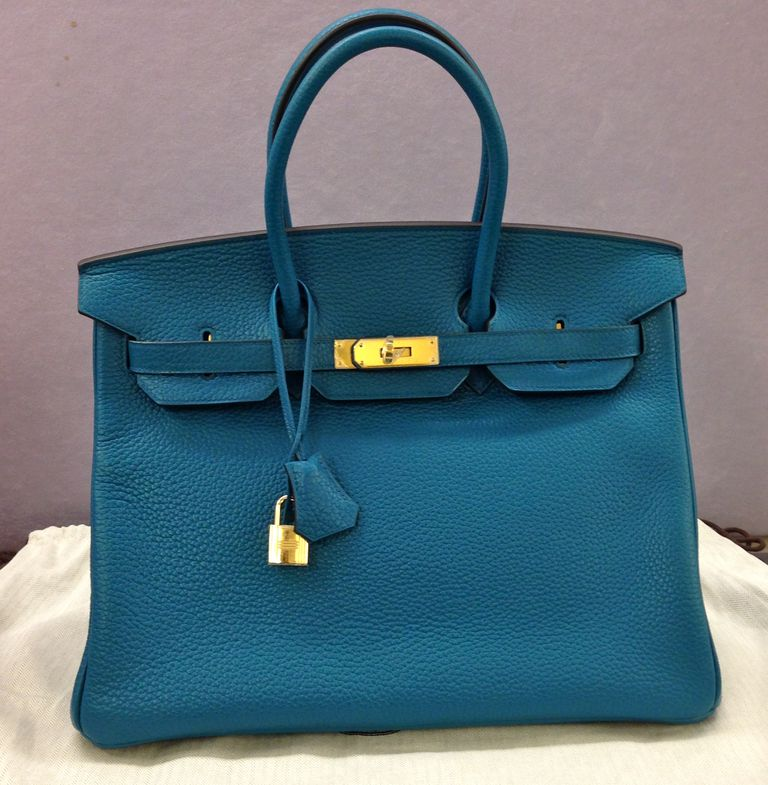 Authentic Hermes Birkin Bag At Portero