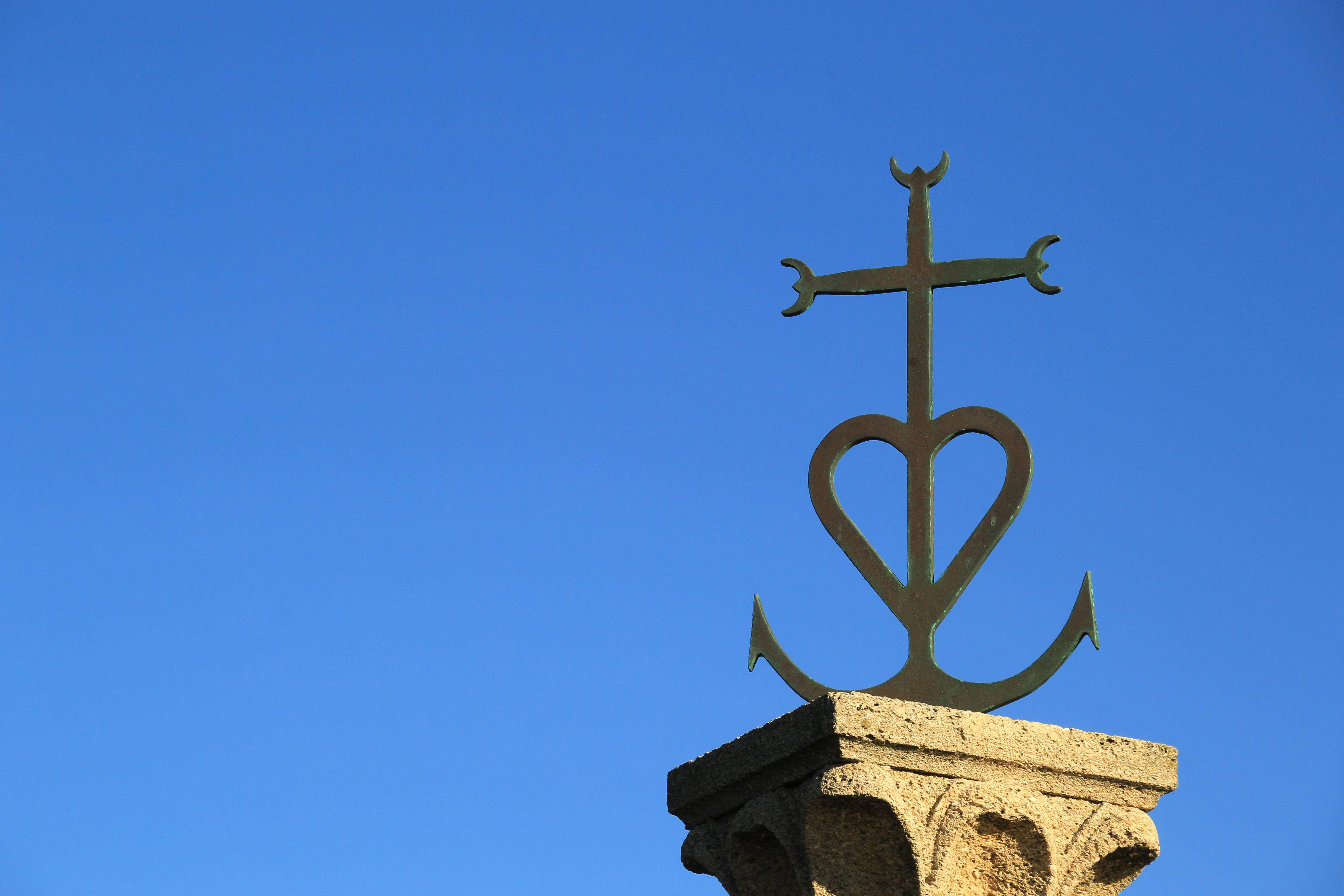 Camargue cross.