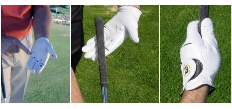 The Golf Grip How To Properly Take Hold Of The Club