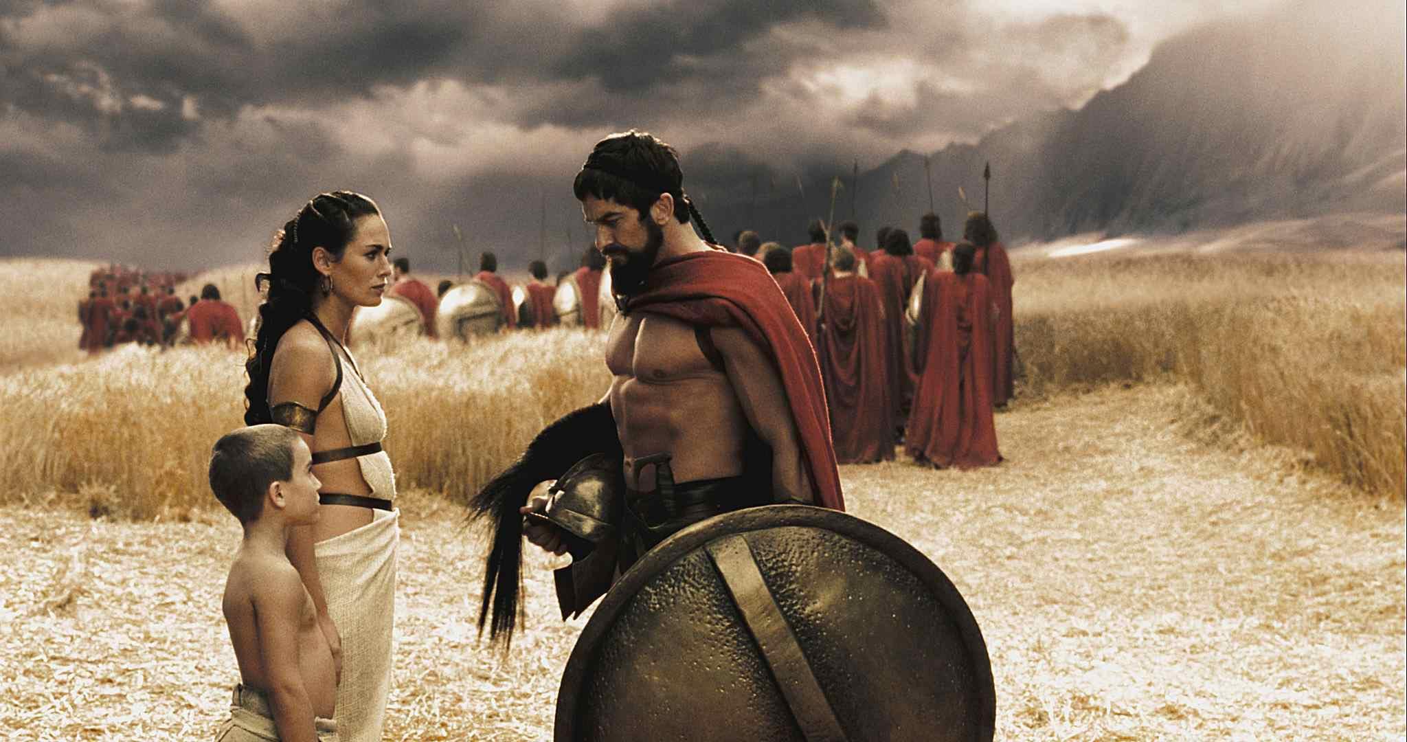 Leonidas Bids Farewell