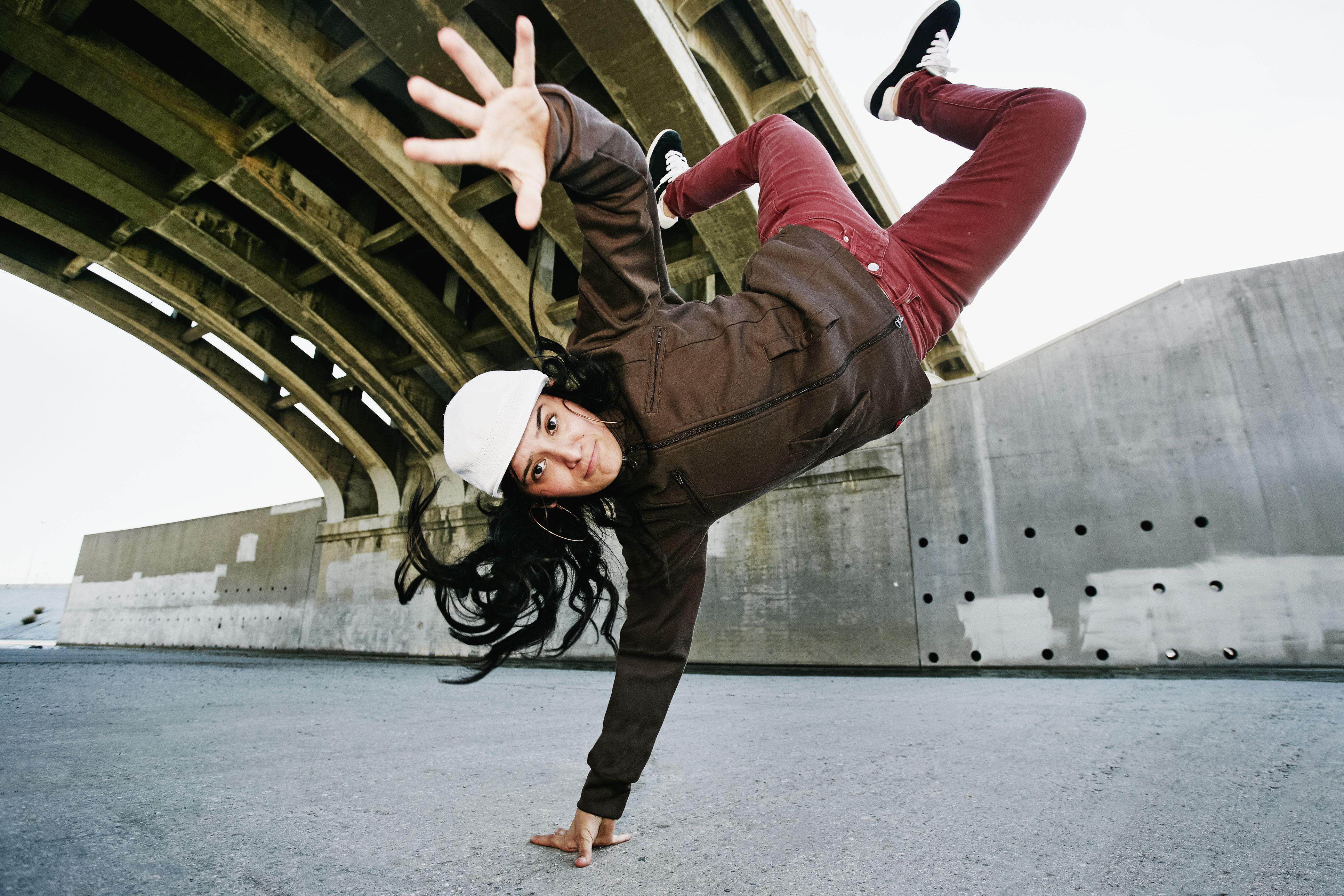 Hip Hop Dance: Basic Moves and Elements