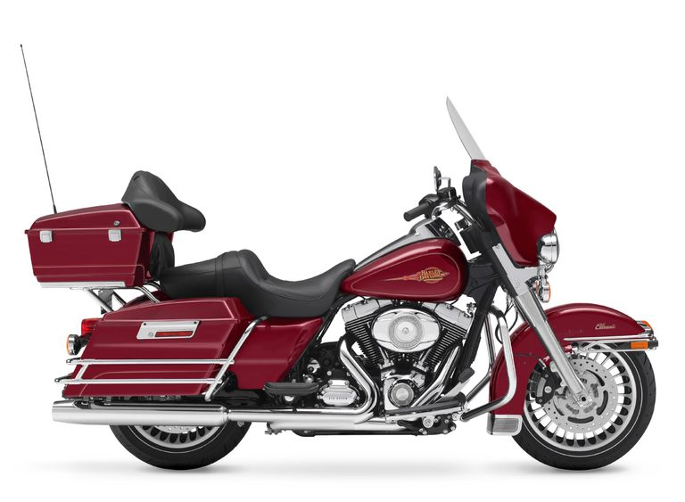 2010 Harley Davidson Motorcycles Buyer's Guide - Pictures of