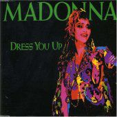 Madonna's Dress You Up cover