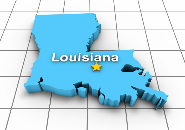 Louisiana State Divorce Laws