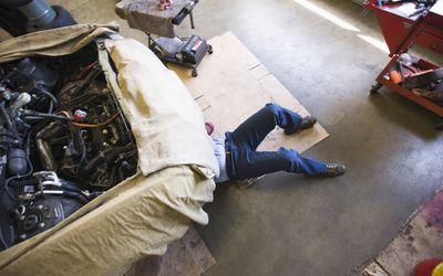Diagnosing GM Converter Lock-Up Problems