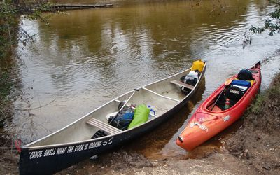Where Should I Sit in a Canoe?