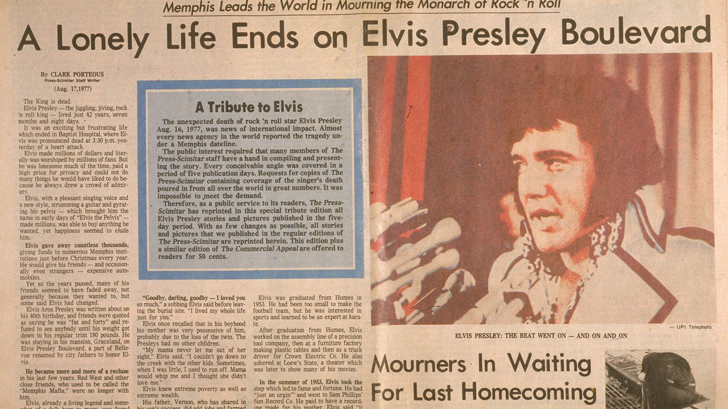 Controversy Around Elvis Presley S Death