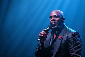 Joe & Ashanti perform at L'Olympia in Paris