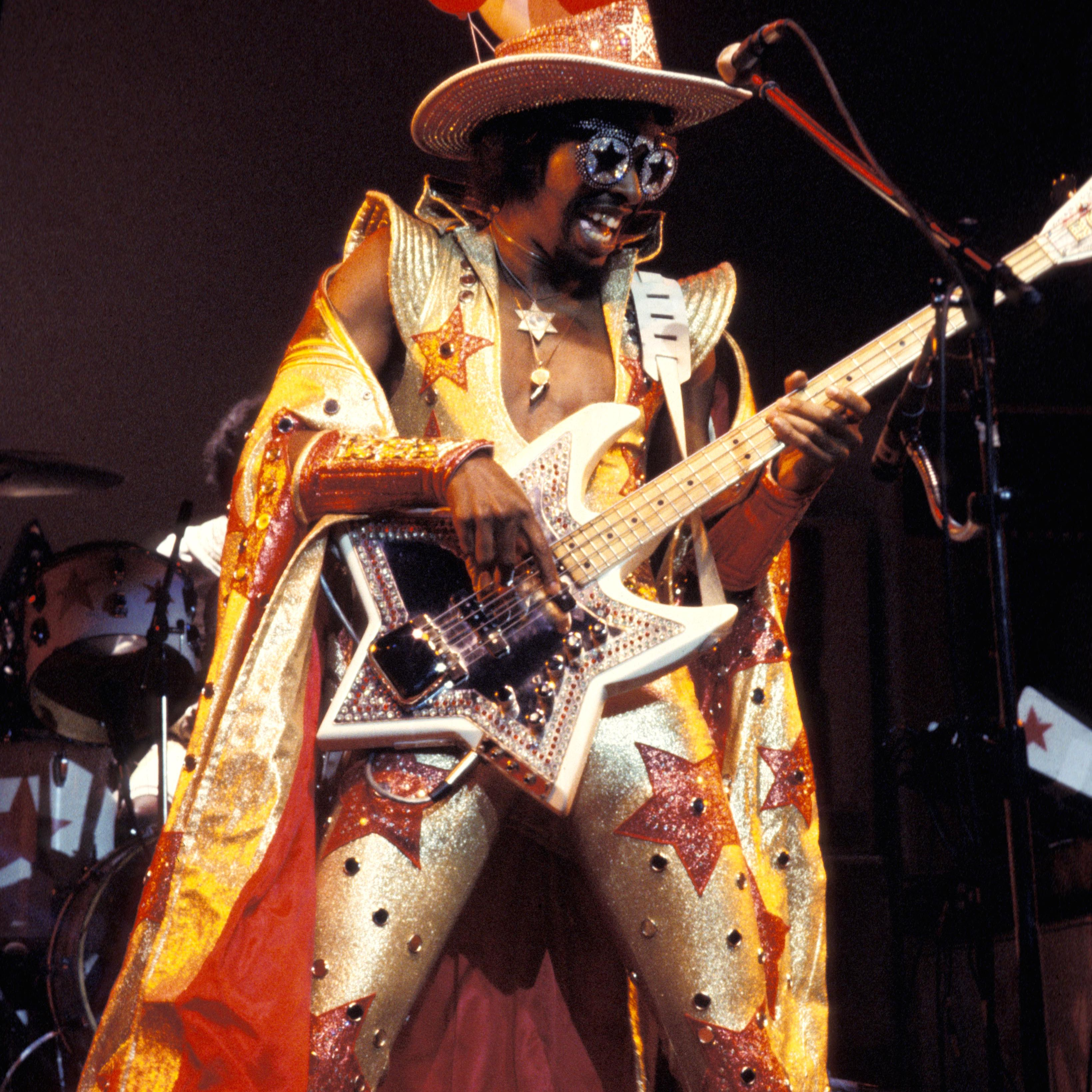 Bootsy Collins' Ten Greatest Songs