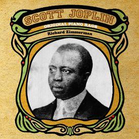 Scott Joplin Original Piano Rags cover