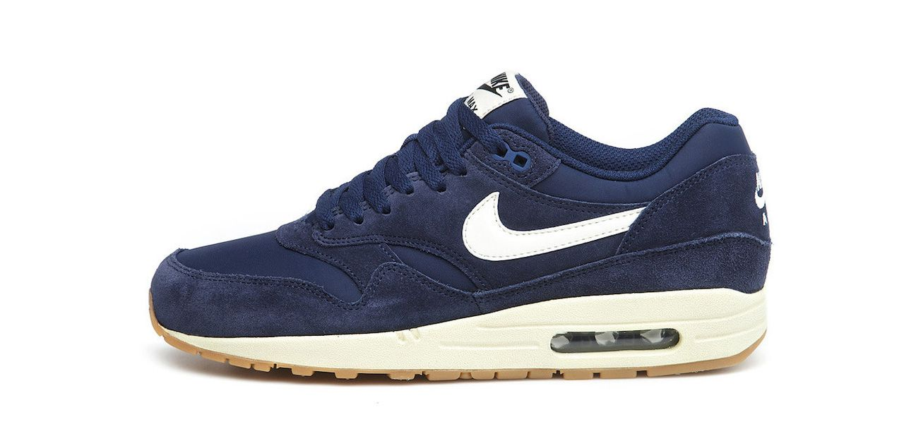 pick up 1a170 9cddf nike-air-max-1-essential-suede-midnight-navy-