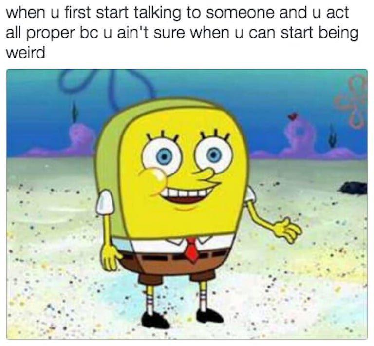 Professional SpongeBob SquarePants