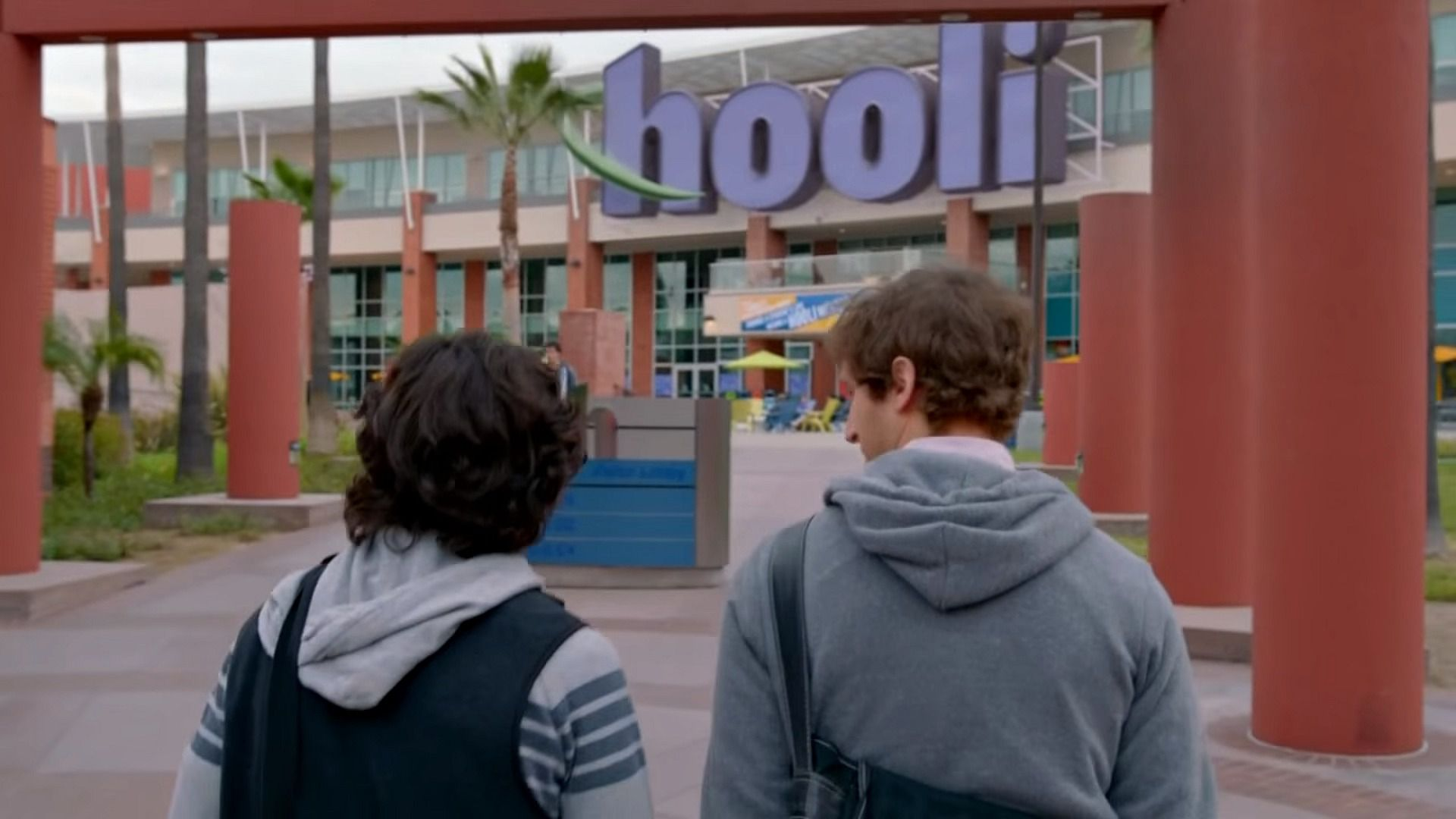 Hooli offices: Silicon Valley Filming Locations