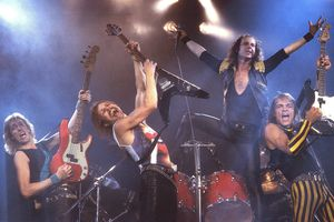 Germany's Scorpions easily became one of the most recognizable European music acts of the '80s.