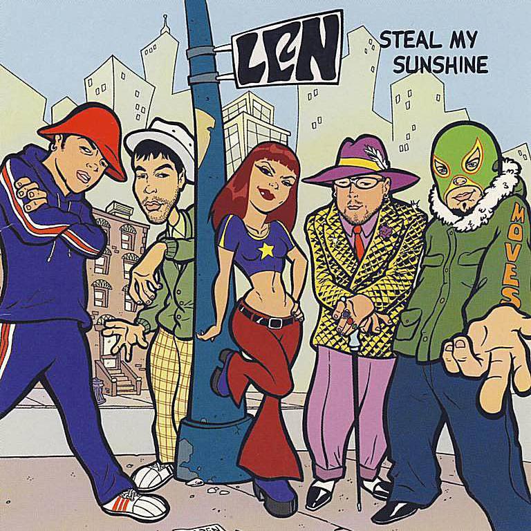 Len Steal My Sunshine cover