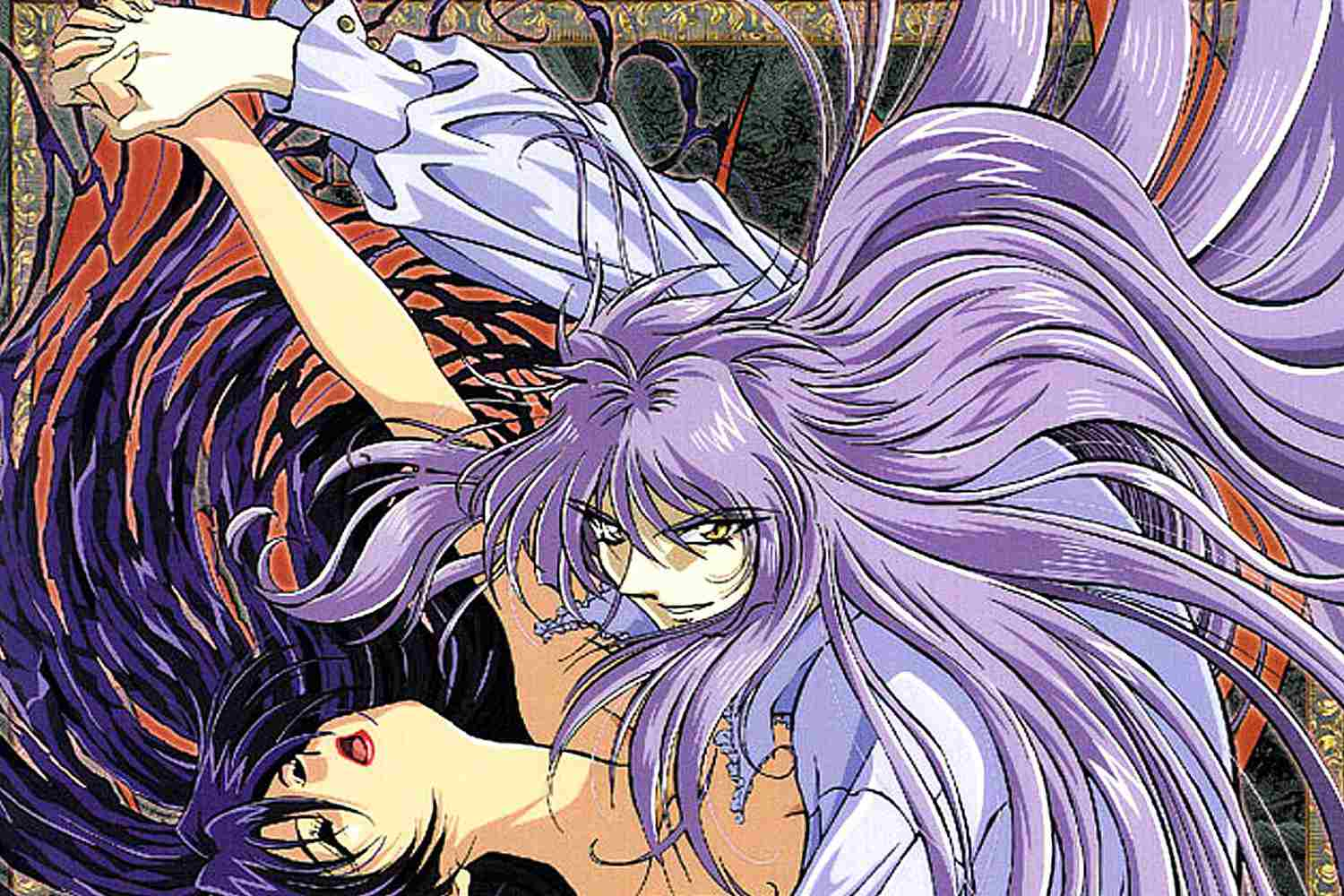 Nightwalker: The Midnight Detective Anime Series cover