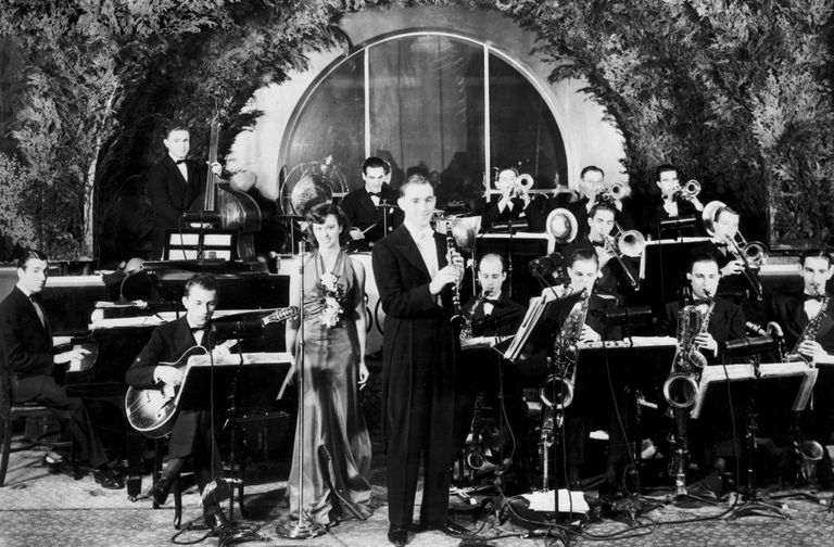 Benny Goodman And Band