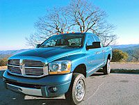 Dodge Ram Pickup Trucks