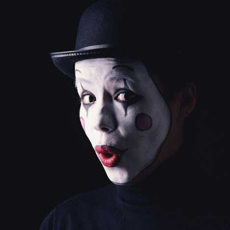 Face painting Mime