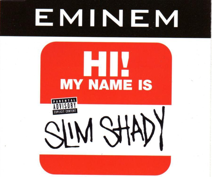 Eminem My Name Is