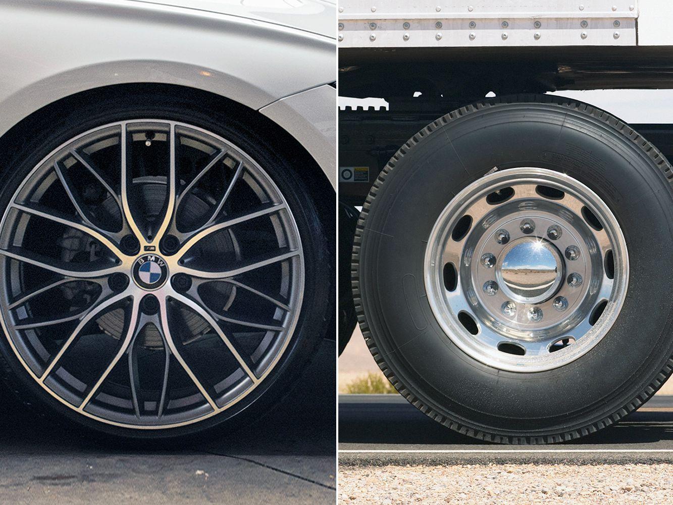 Alloy vs. Steel Wheels