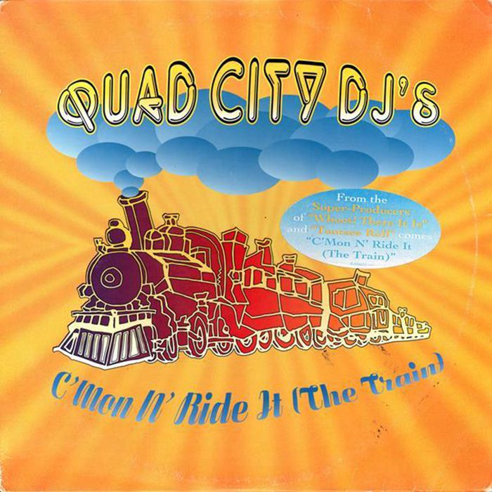 "Quad City DJ's - ""C'mon Ride It (The Train)"""